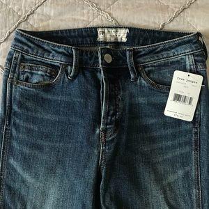 Free People NWT skinny jeans